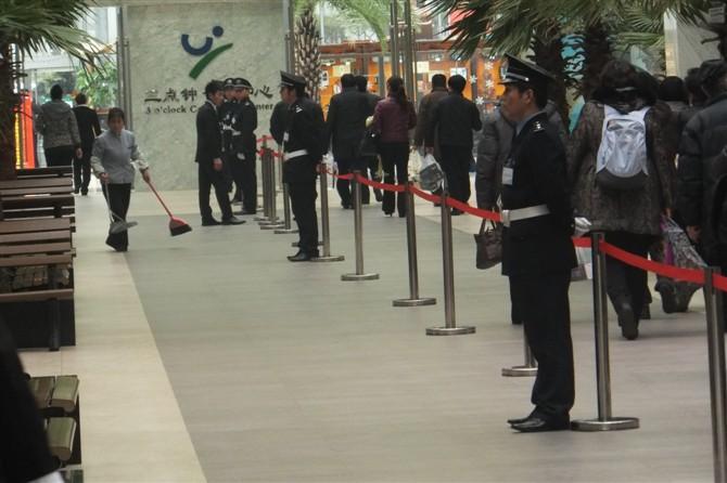 中特保-中特保(淄博)国际安保股份有限公司通行安检服务