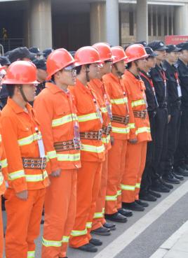 消防保安- 淄博保安服务