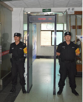 保安电子巡更系统的辅助管理使用