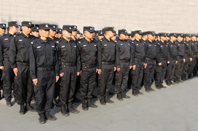 淄博安保服务公司