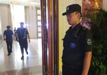 淄博保安公司加盟保安巡查措施