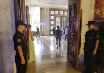 淄博保安公司加盟如何执行保安中心的工作