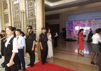 淄博保安服务队长为保证客户平要安合理调动岗位