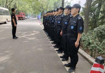 淄博保安服务的社会效益概述