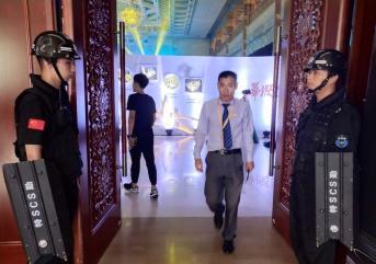 淄博保安公司加盟对私闯人员的三种应对办法