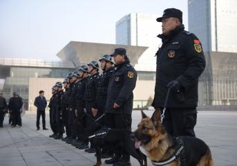 保安公司的保安员个人形象问题